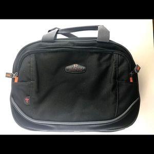 Handbags - Ricardo Beverly Hills Toiletry Bag Black Travel